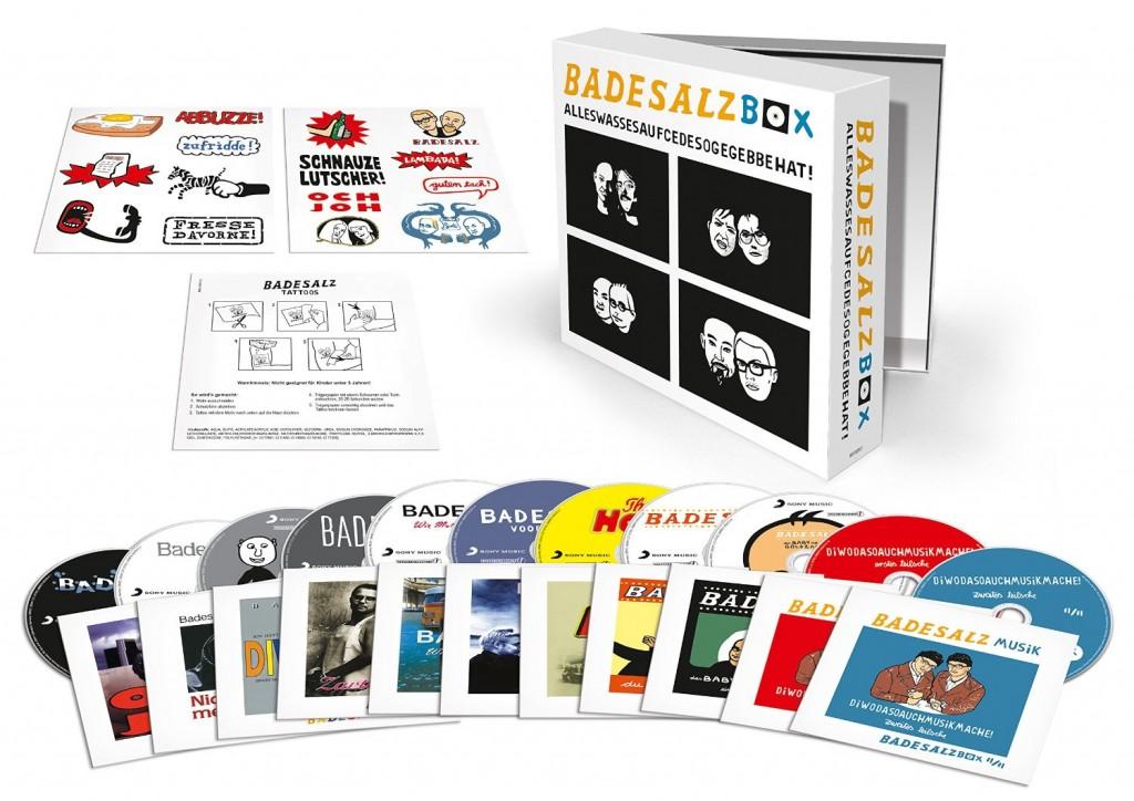 BADESALZ-Box